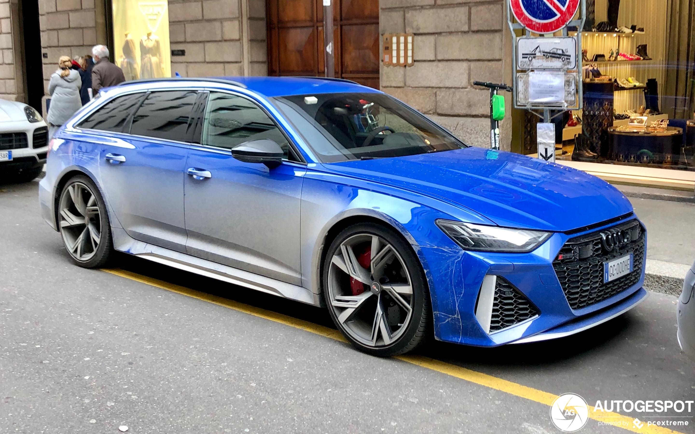 Audi RS6 Avant C8 - 28 January 2021 - Autogespot