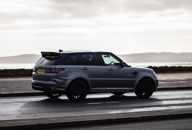 Land Rover Range Rover Overfinch GT SVR