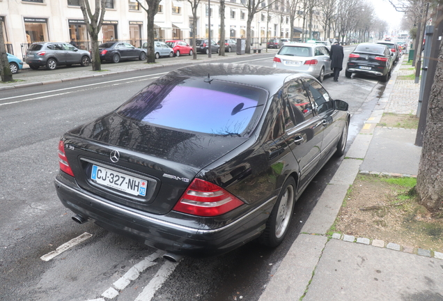 Mercedes-Benz S 55 AMG W220