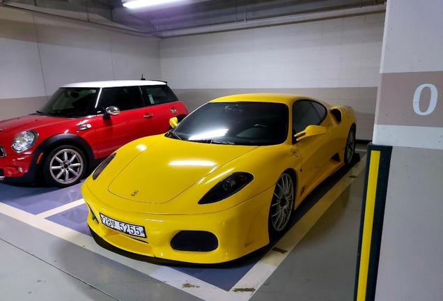 Ferrari F430 Novitec Rosso TuNero