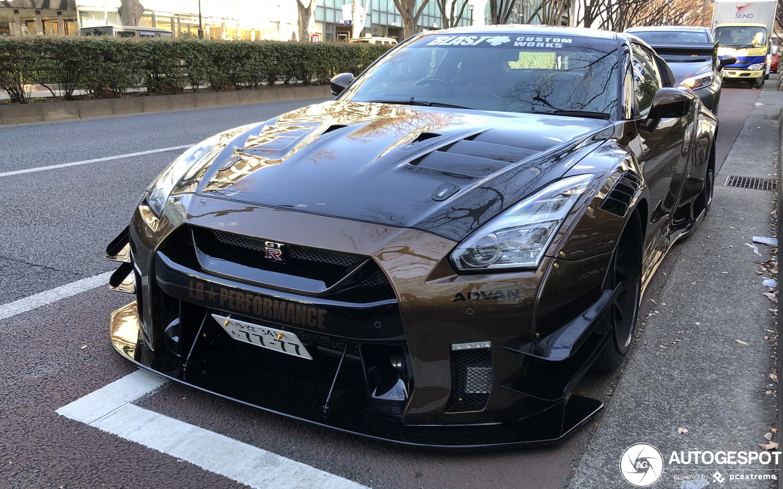 Nissan GT-R LB Performance