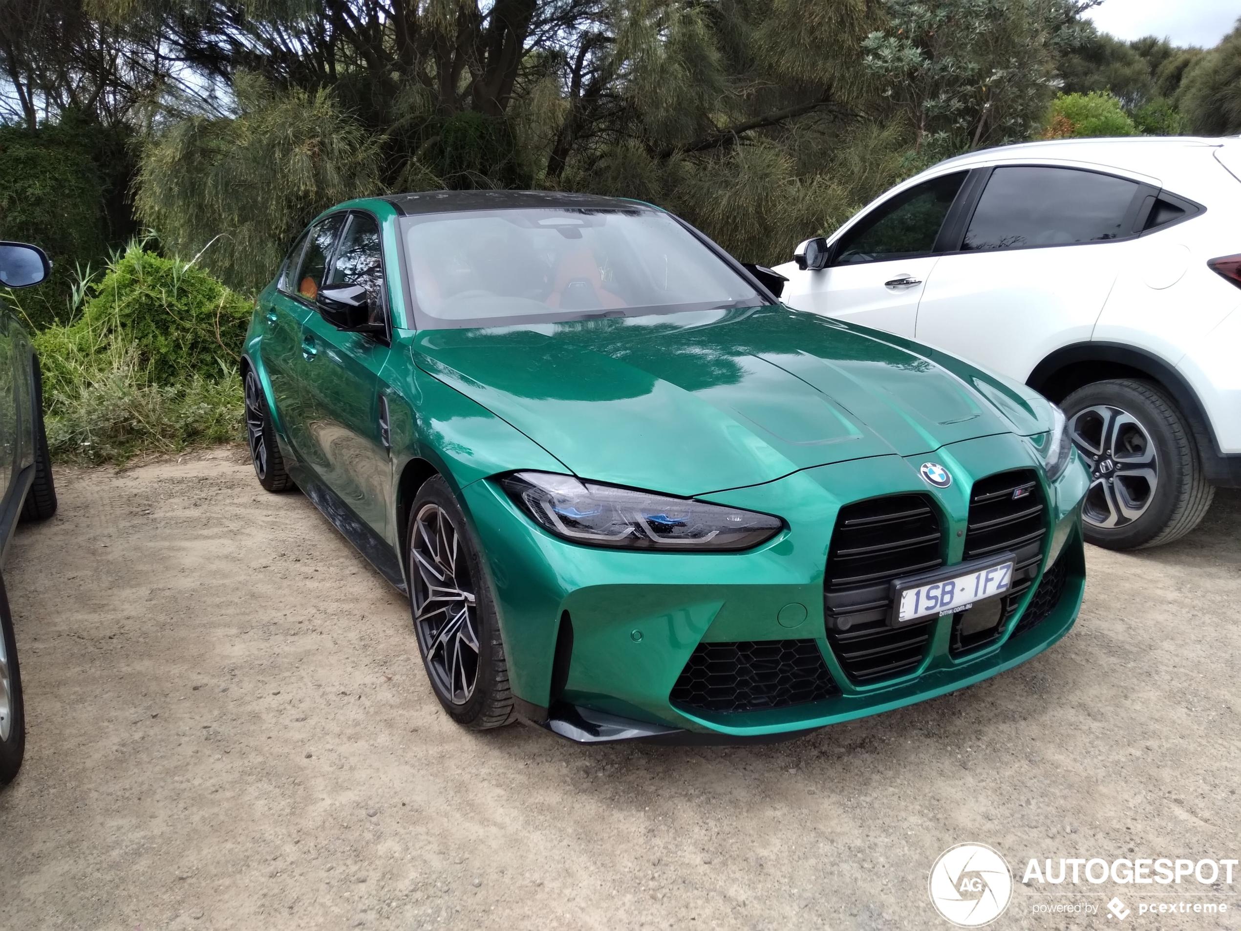 BMW zet vaart achter de nieuwe M3