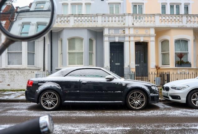 Audi RS4 Cabriolet
