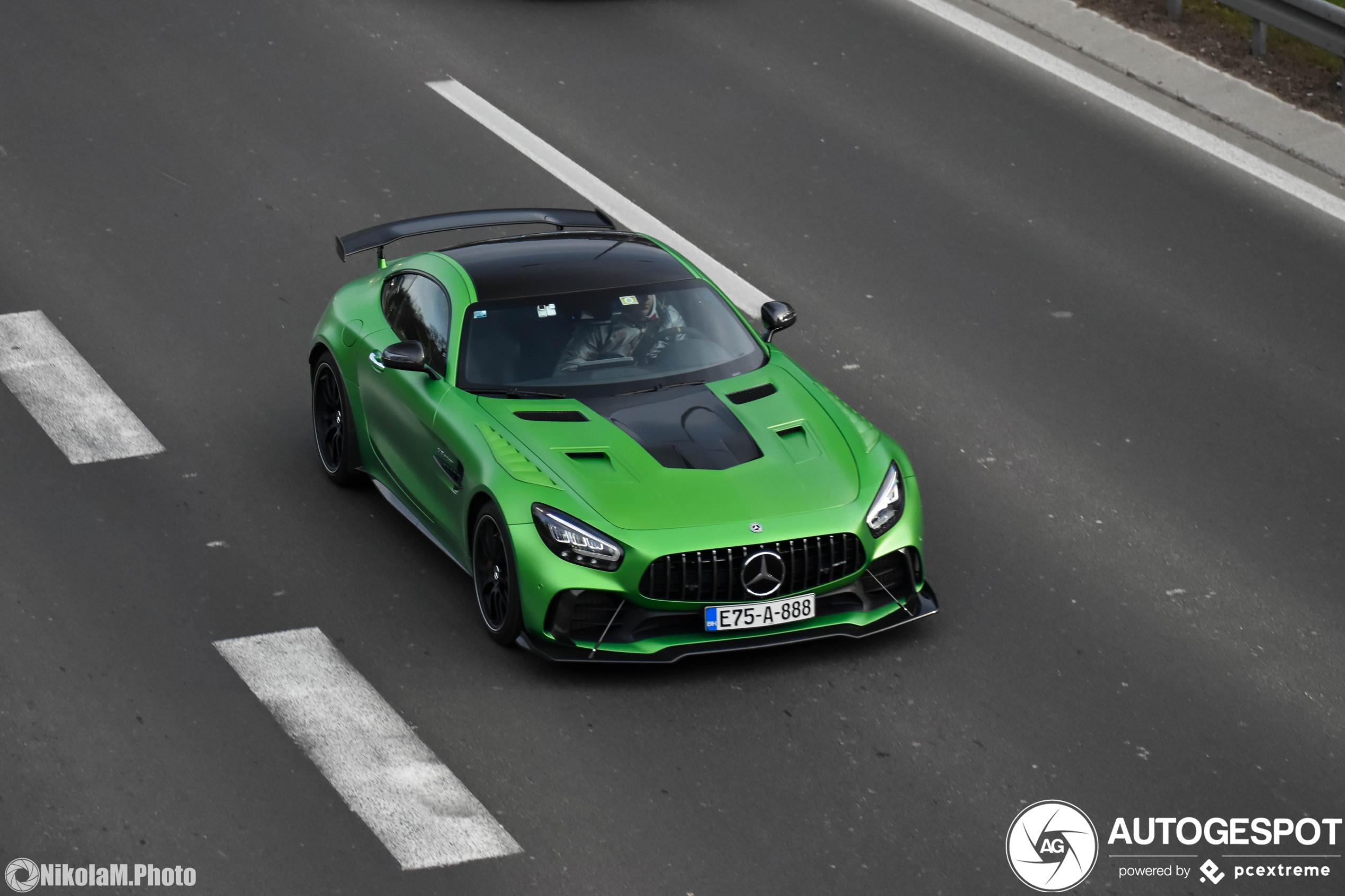 Mercedes-AMG GT R C190 Tikt Performance