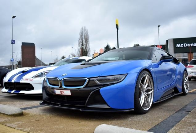 BMW i8 Maxton Design