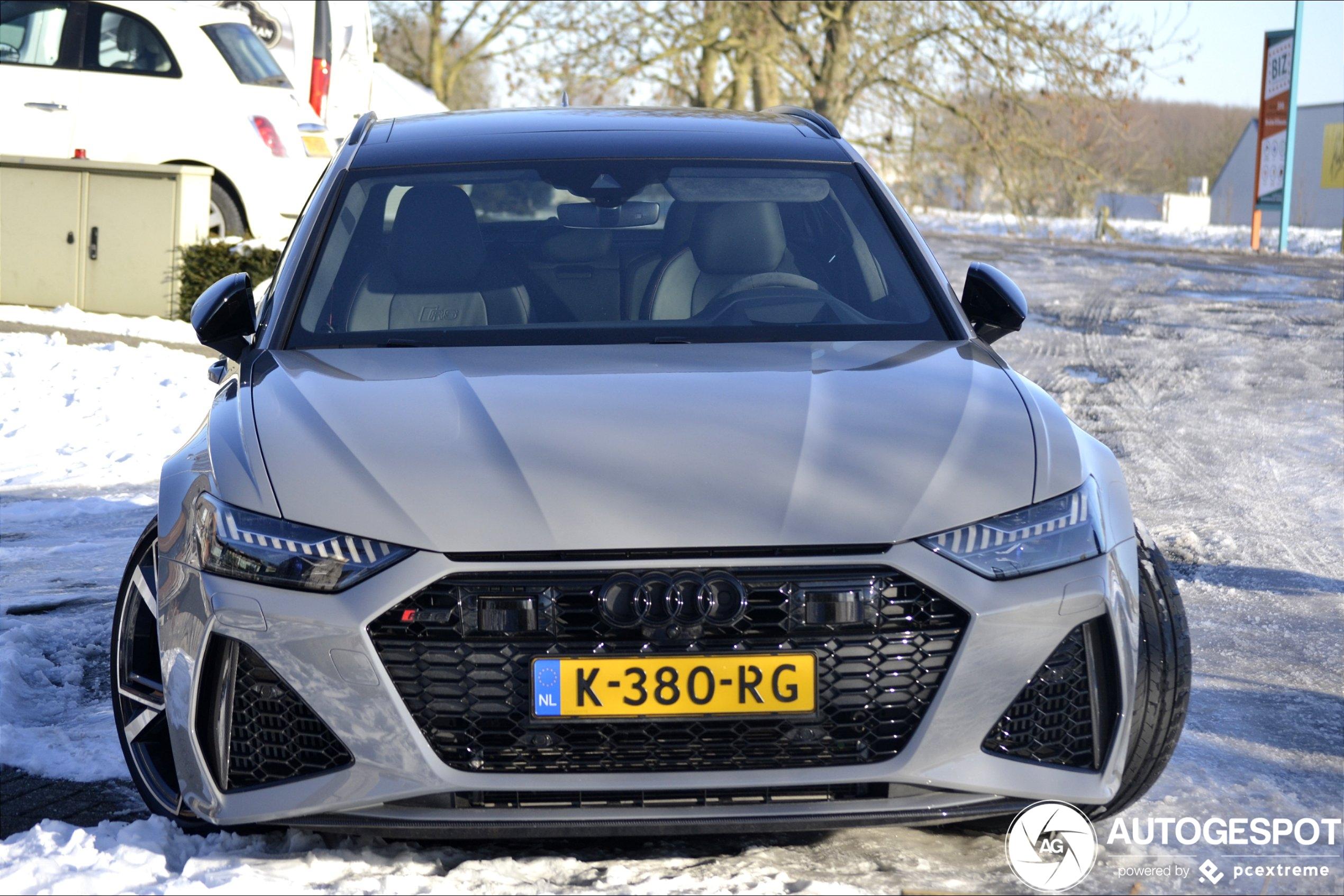 Audi RS6 Avant C8 - 13 February 2021 - Autogespot