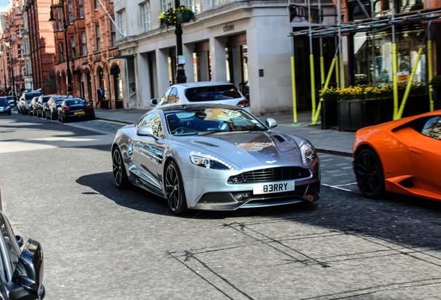 Aston Martin Vanquish 2014 Centenary Edition