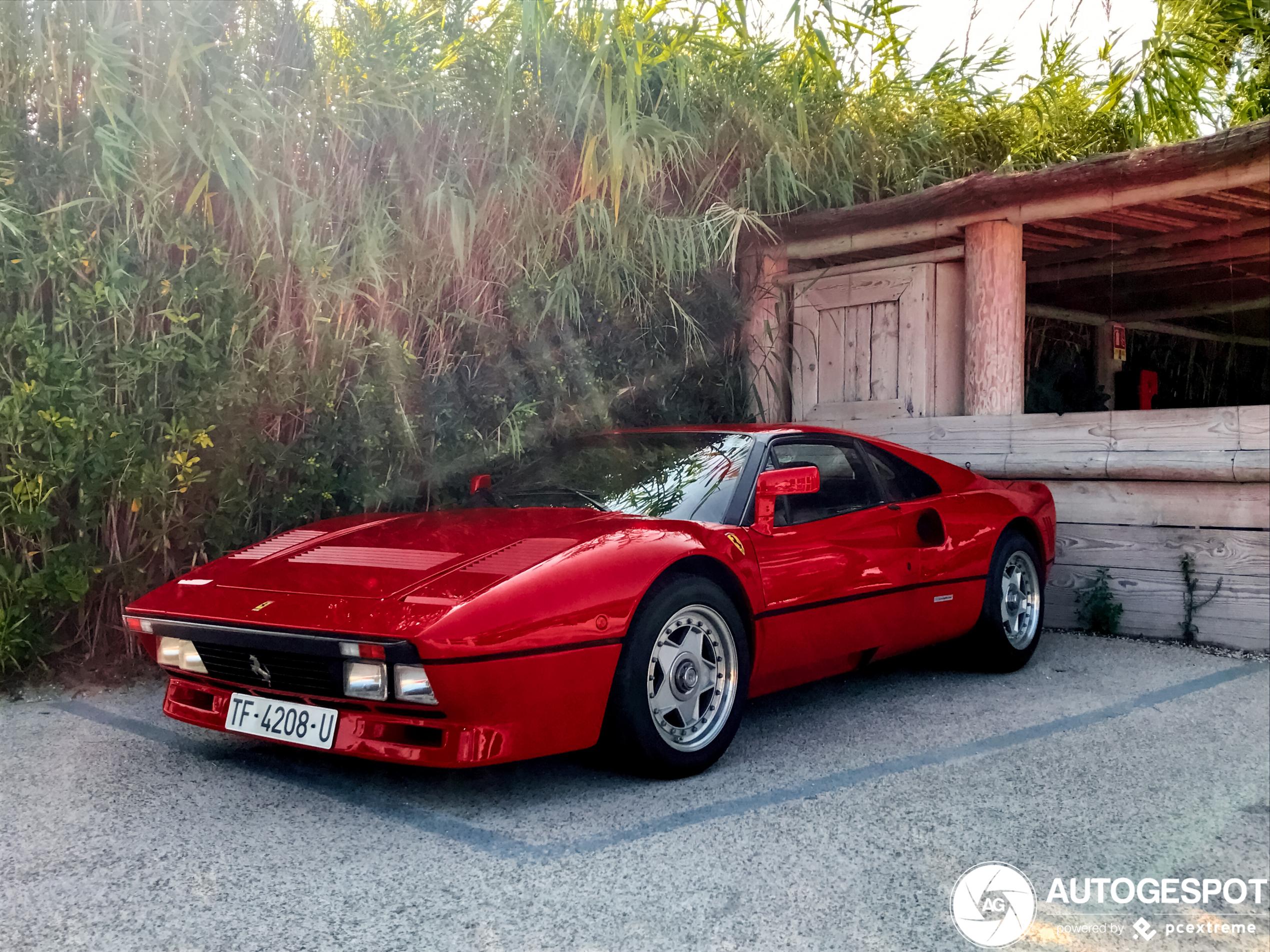 Ferrari 288 GTO duikt na lange tijd weer eens op