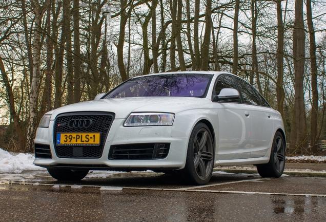 Audi RS6 Plus Sedan C6