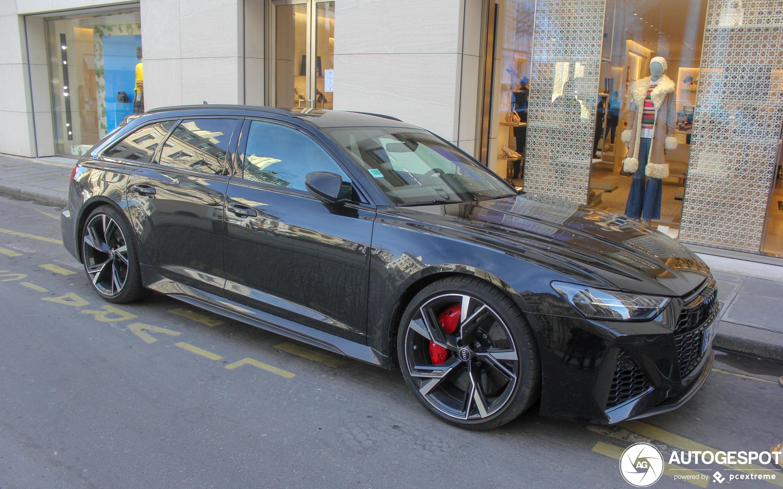 Audi RS6 Avant C8 - 20 February 2021 - Autogespot