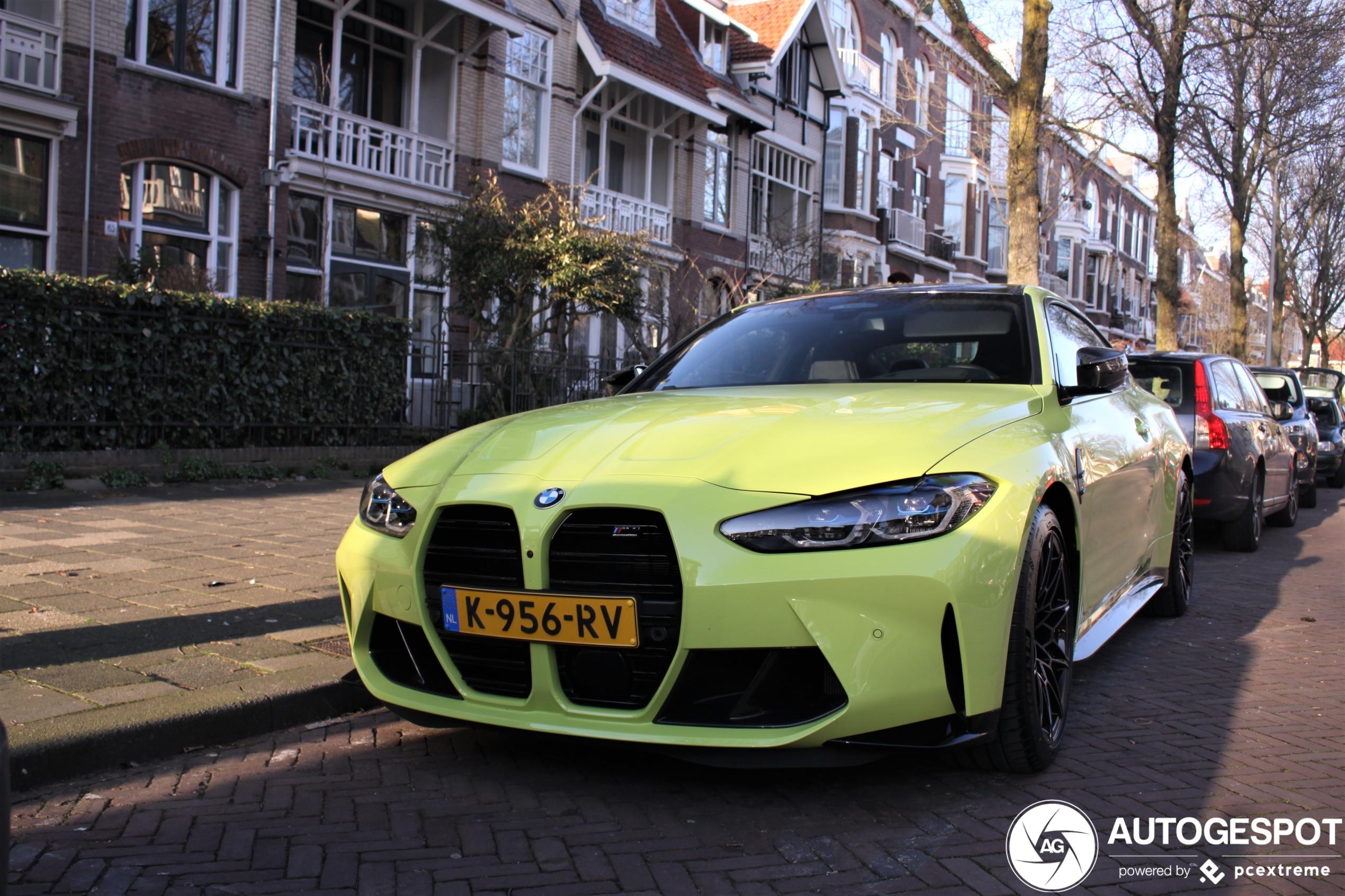 Nieuwe BMW M4 ook in Nederland aangekomen