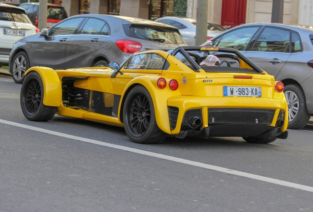 Donkervoort D8 GTO-40