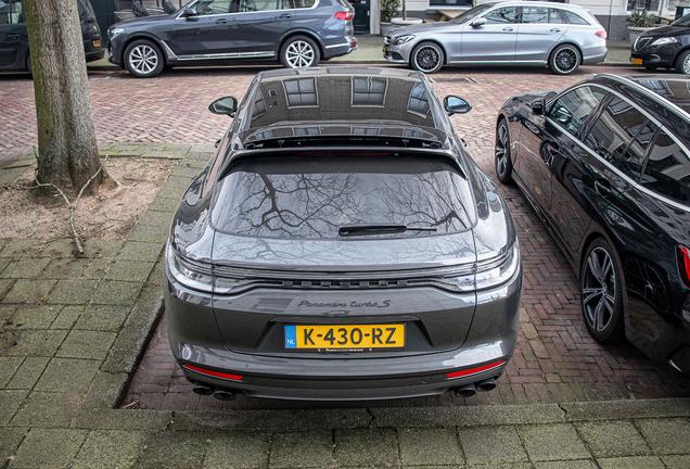 Porsche 971 Panamera Turbo S E-Hybrid Sport Turismo MkII