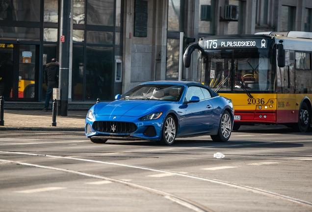Maserati GranCabrio Sport 2018