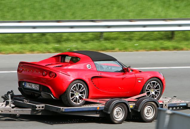 Lotus Elise Supercharged