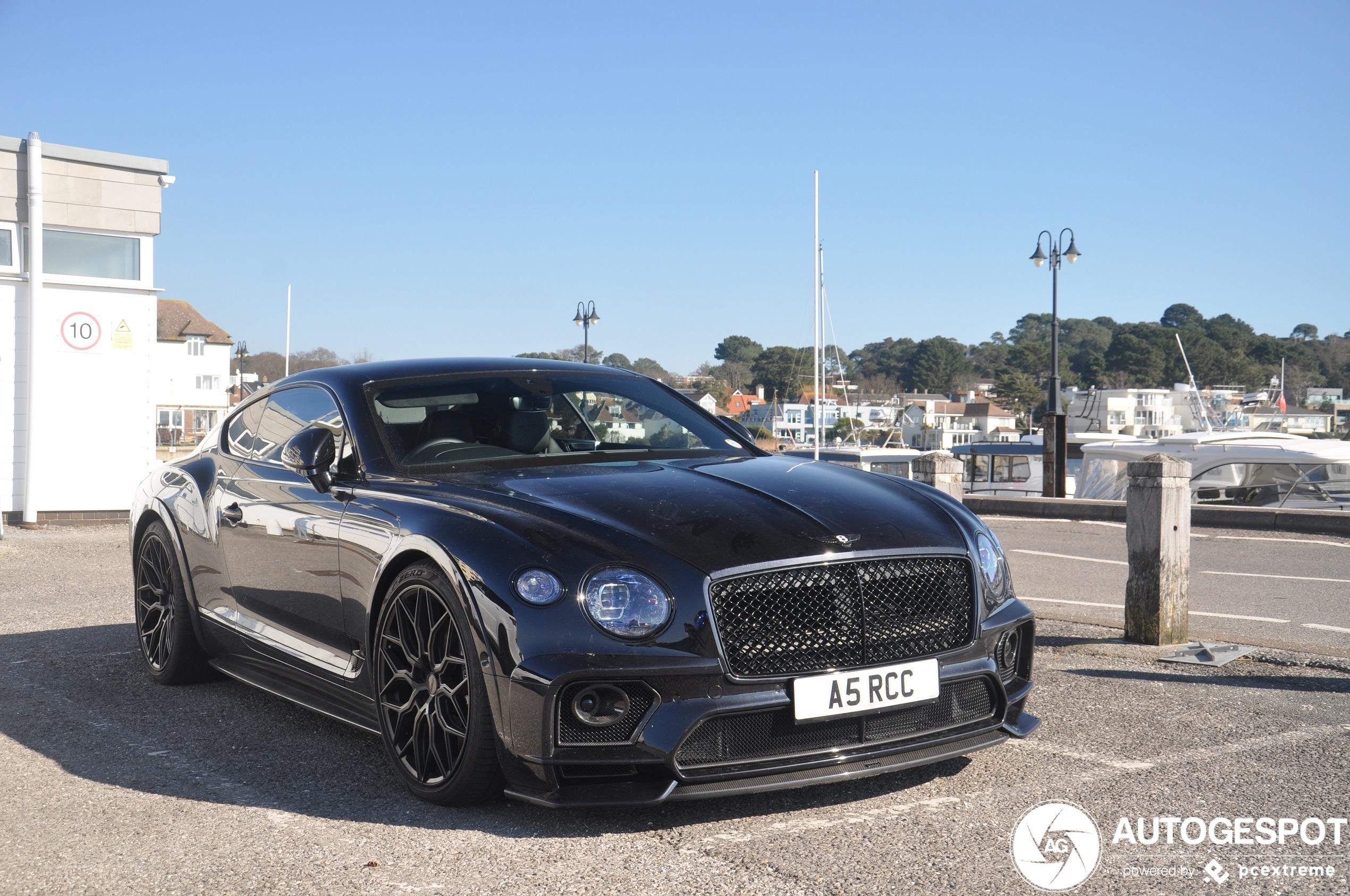 Bentley Continental GT 2018 Urban Automotive