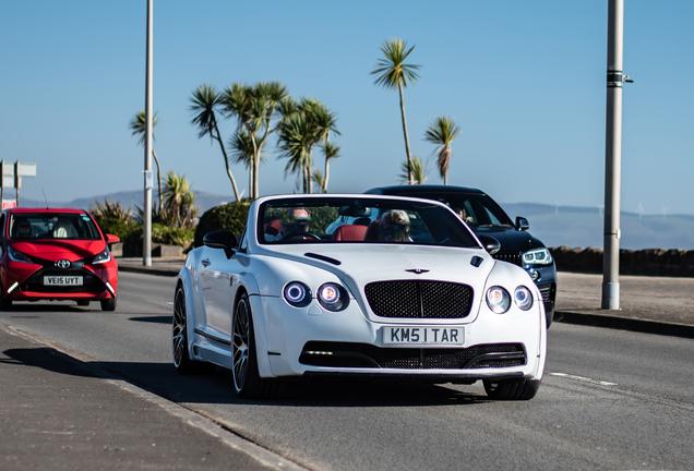 Bentley Continental GTC Titan