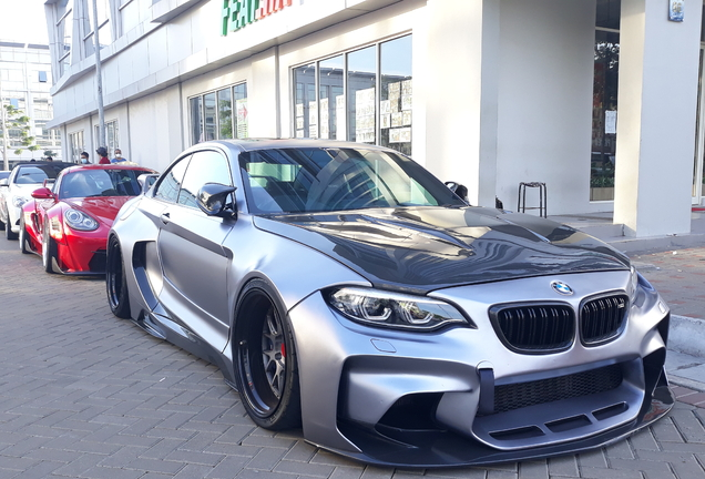 BMW M2 Coupé F87 DarwinPRO Widebody