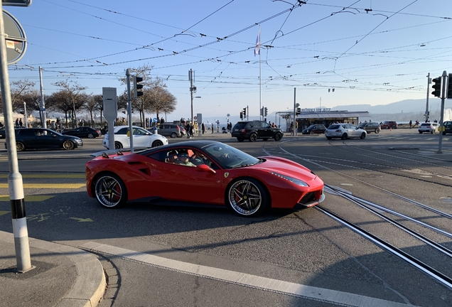 Ferrari 488 GTB Novitec Rosso