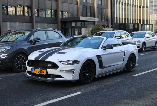 Ford Mustang GT Convertible 2018 Wengler Racing