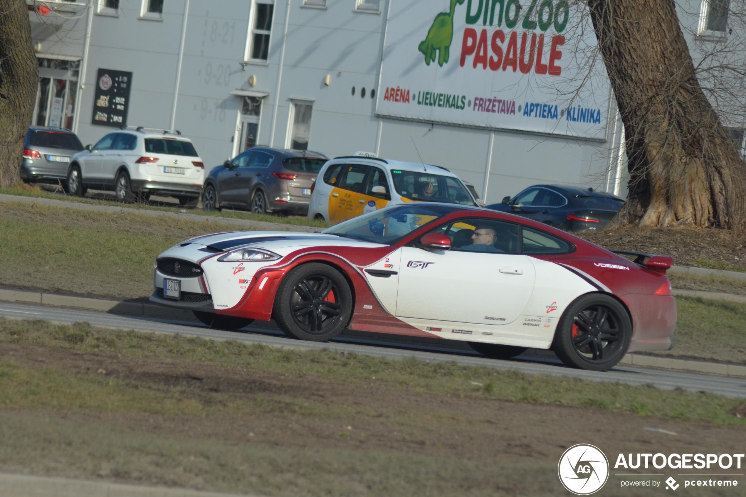 JaguarXKR-S 2012