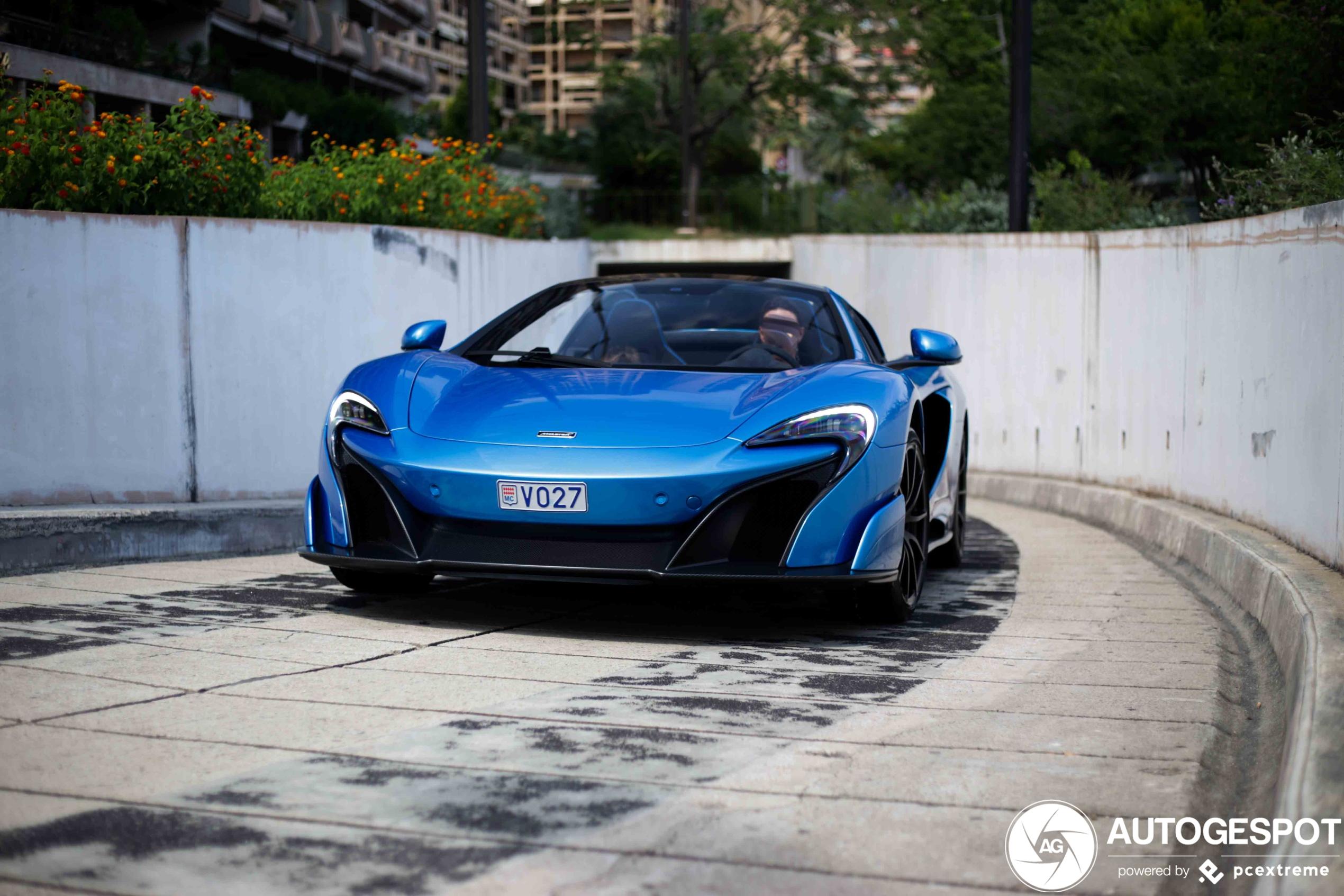 McLaren675LT Spider