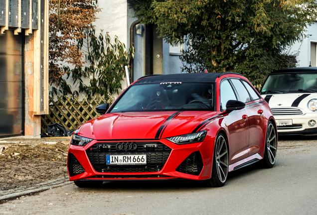 Audi MTM RS6 Avant C8