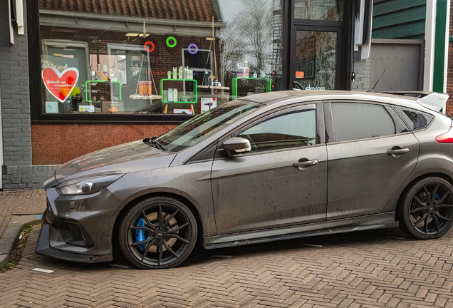 Ford Focus RS 2015 SS Tuning
