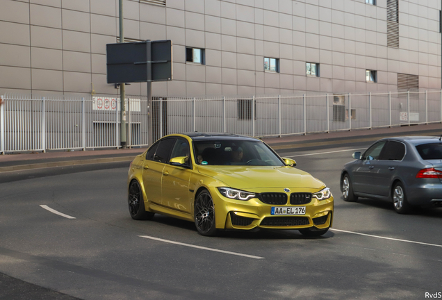 BMW G-Power M3 F80 Sedan 2016