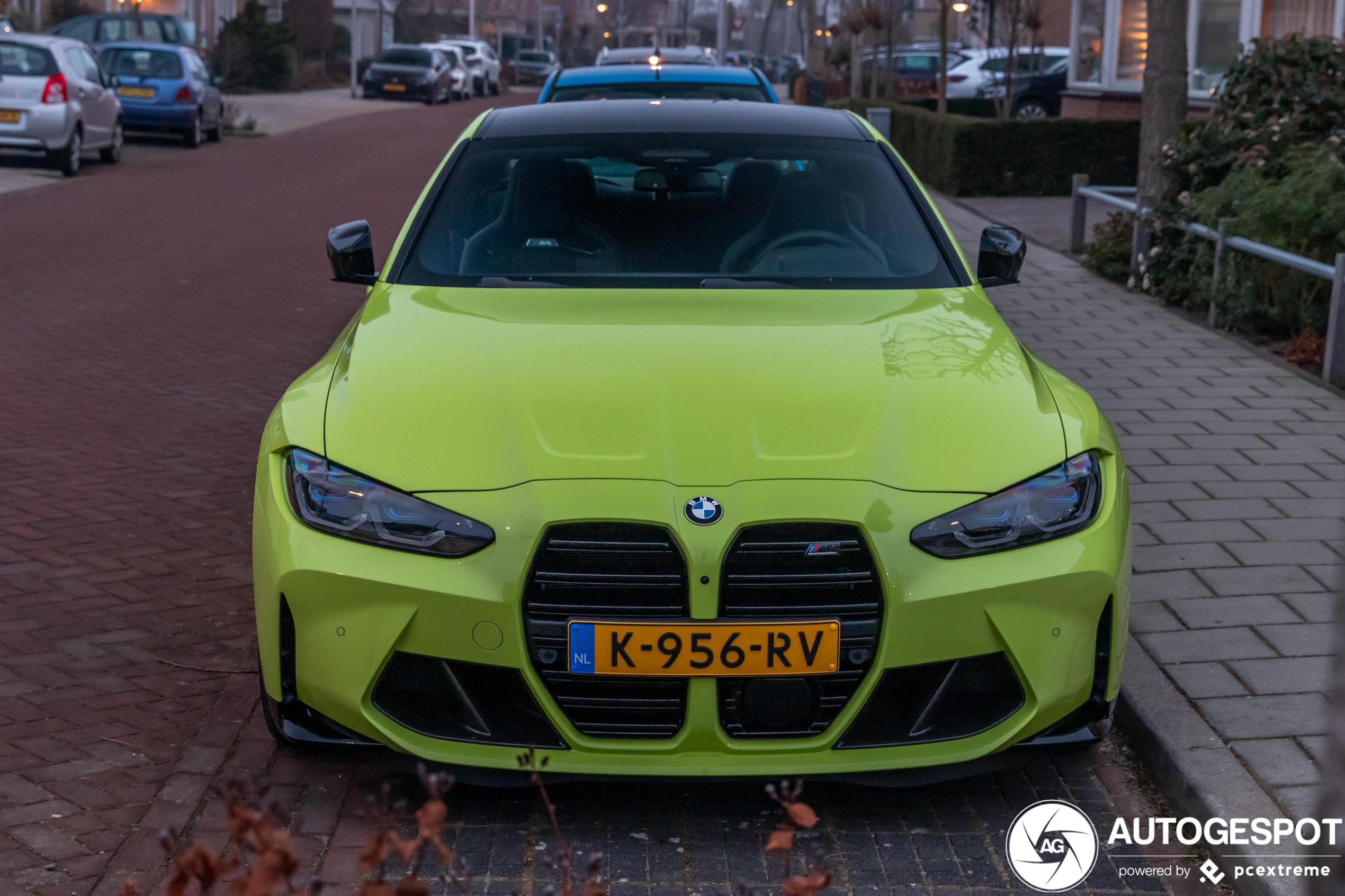 Deze BMW M4 Coupé Competition kost 173.829 euro!