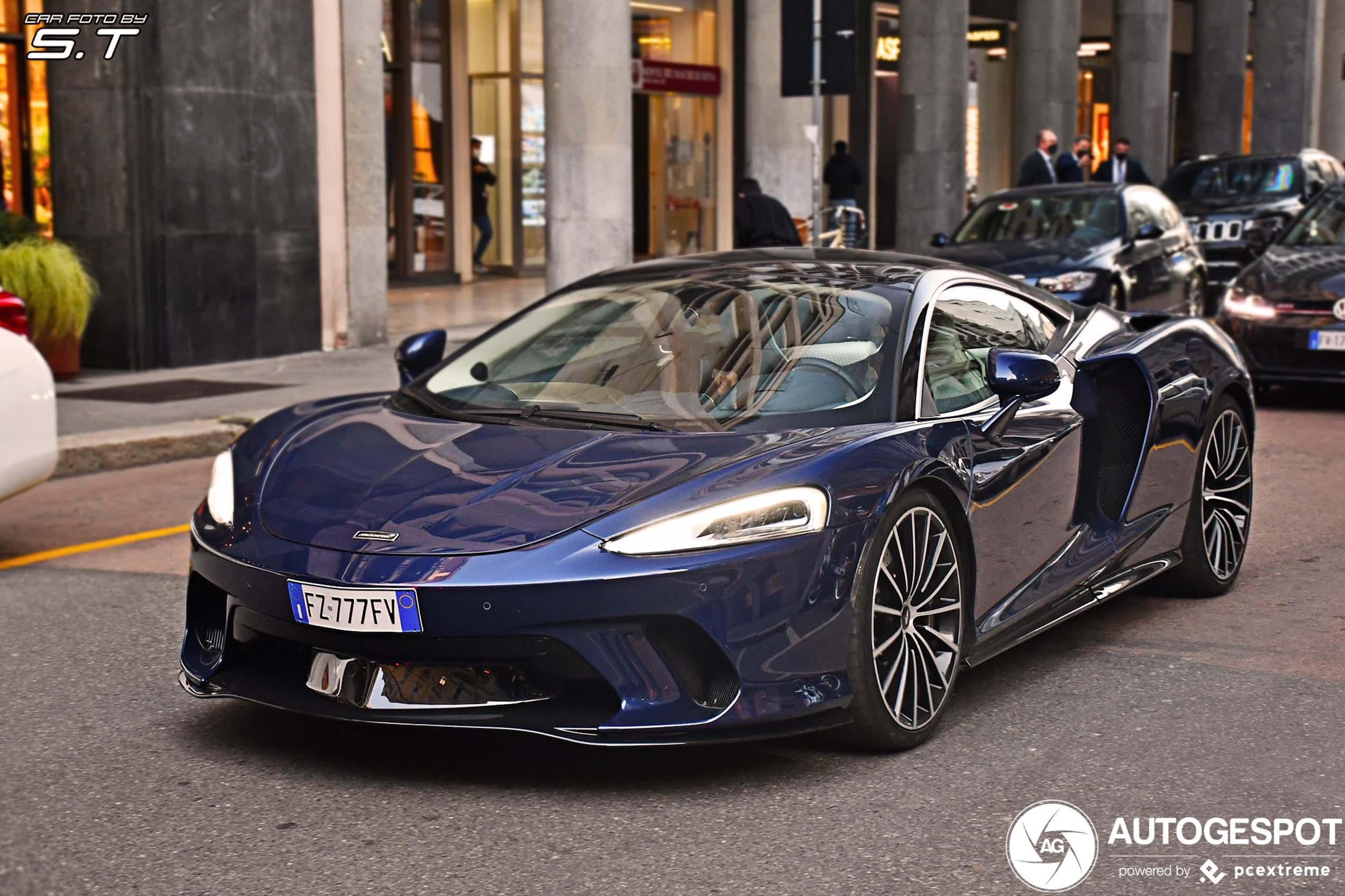 Is de McLaren GT niet geworden wat het moest zijn?