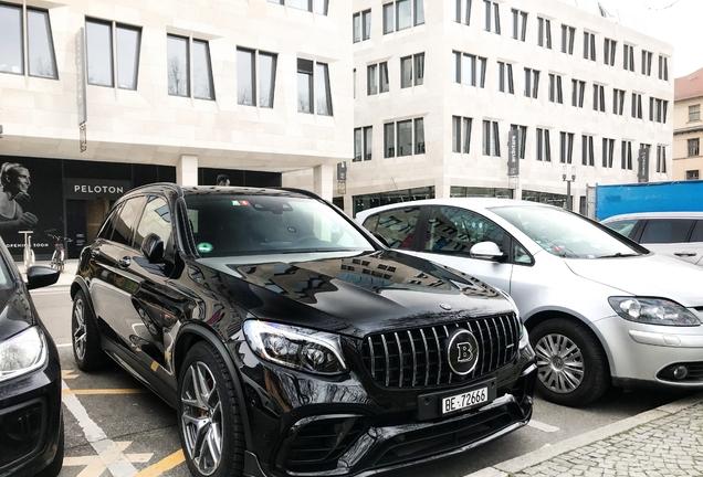 Mercedes-AMG Brabus GLC B40-600 X253