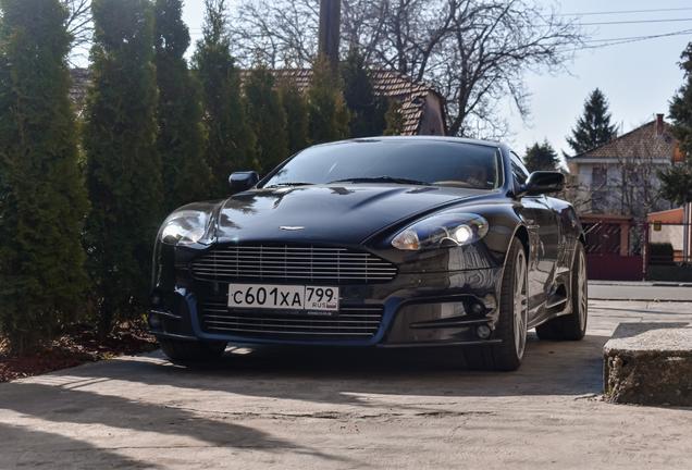 Aston Martin Mansory DB9