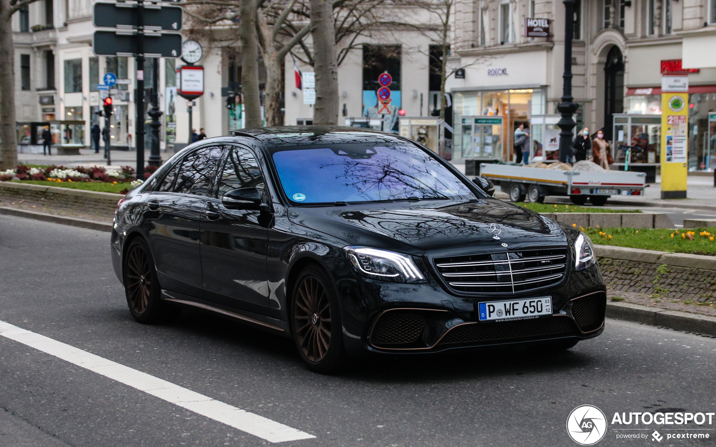 Mercedes-AMG S 65 V222 Final Edition