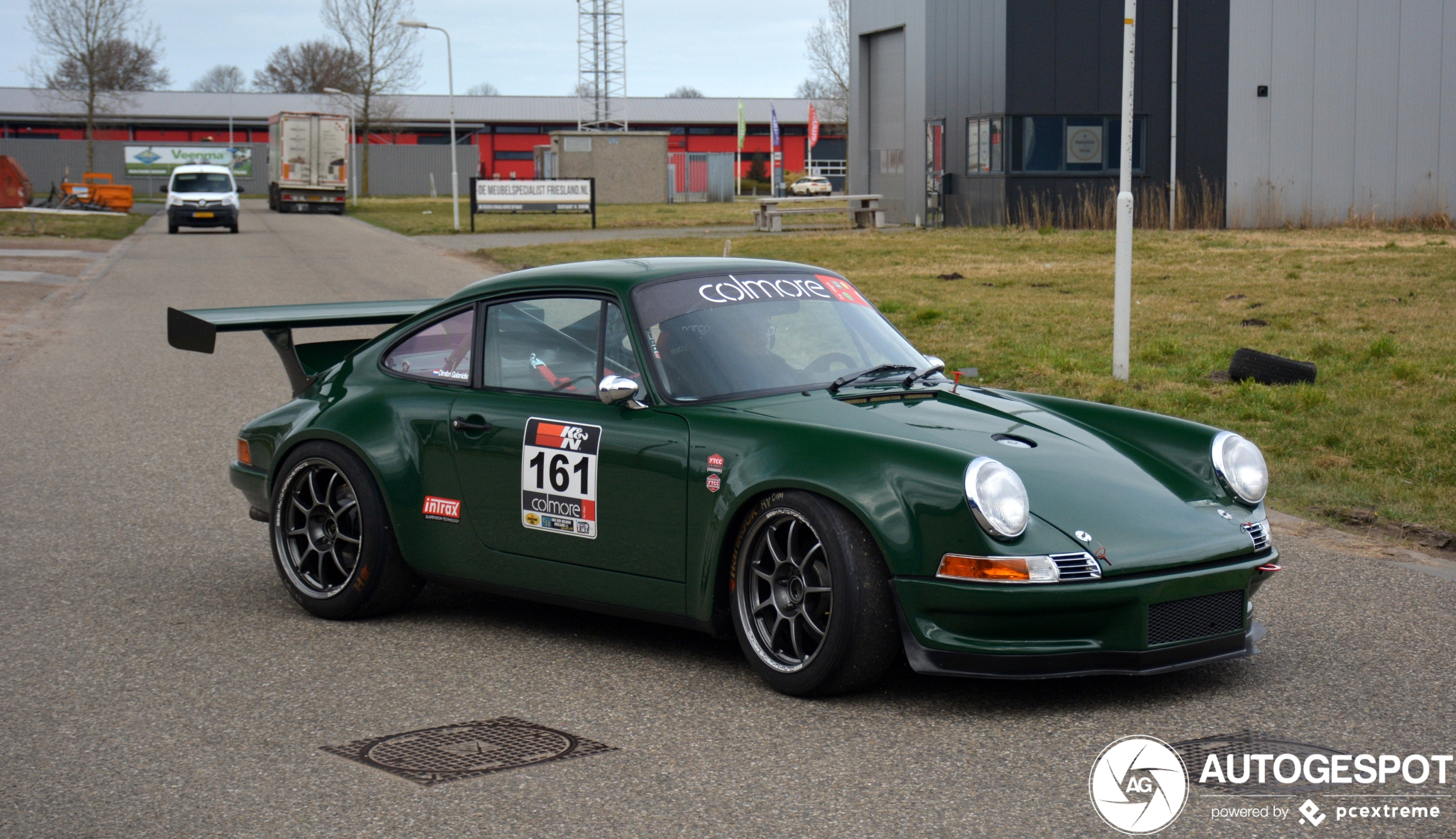 Porsche 964 Carrera RS Retro Racer