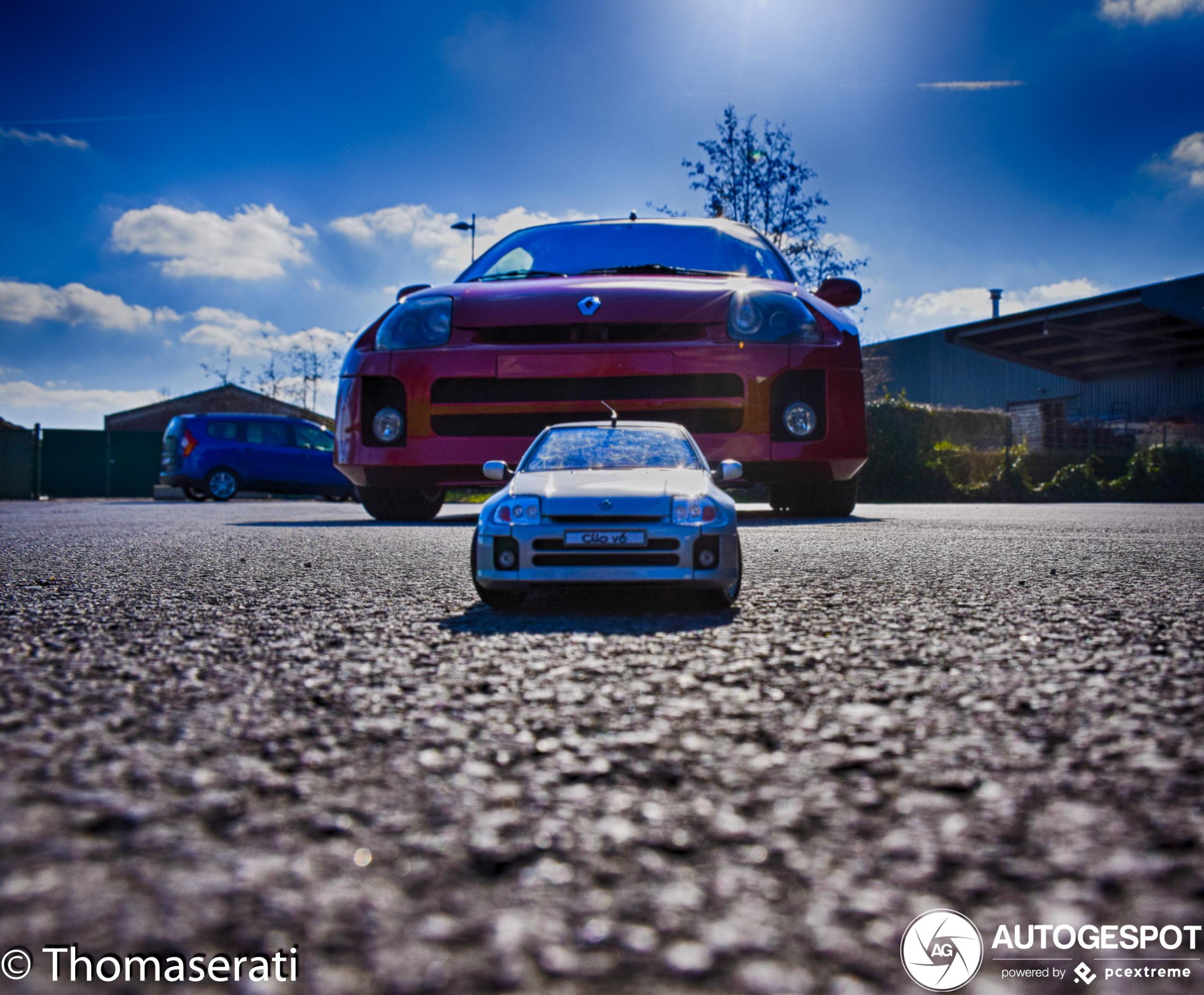 RenaultClio V6