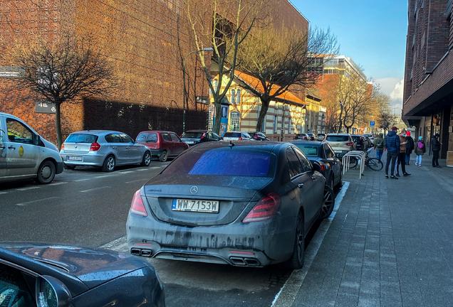Mercedes-AMG S 63 W222
