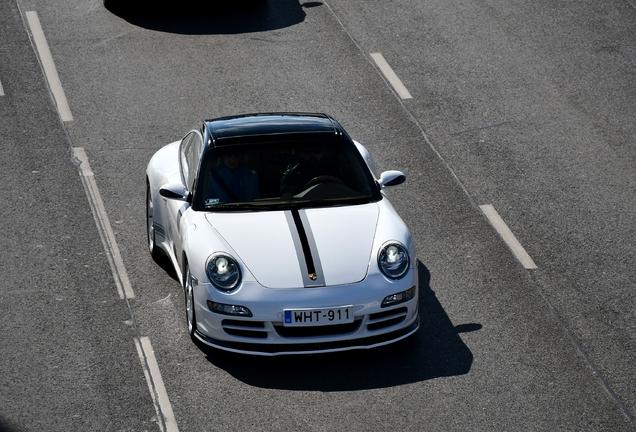 Porsche 997 Targa 4S MkI Gemballa