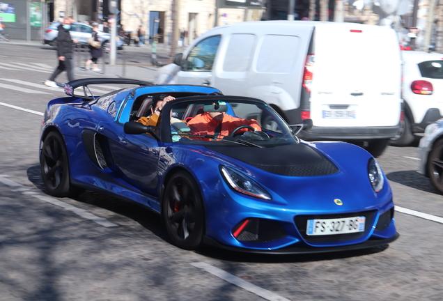 Lotus Exige 350 Sport Roadster