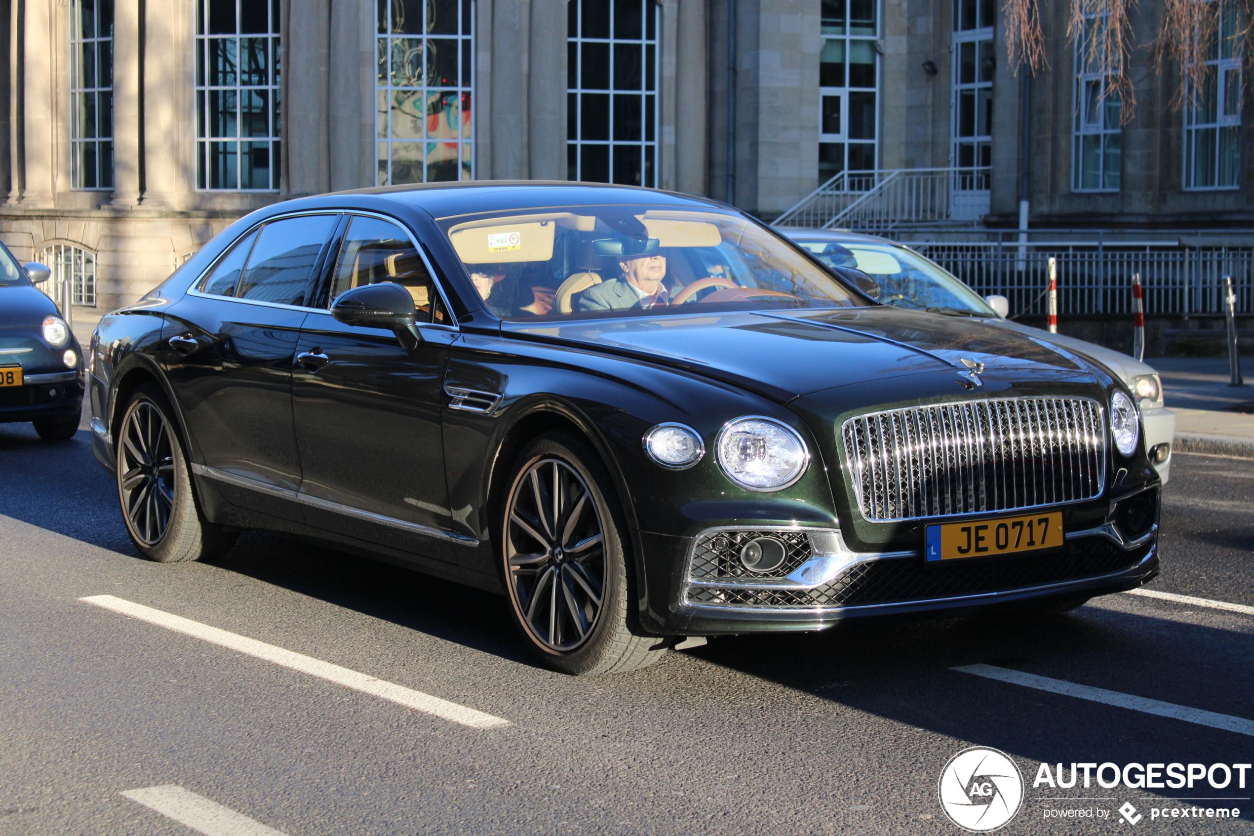BentleyFlying Spur W12 2020