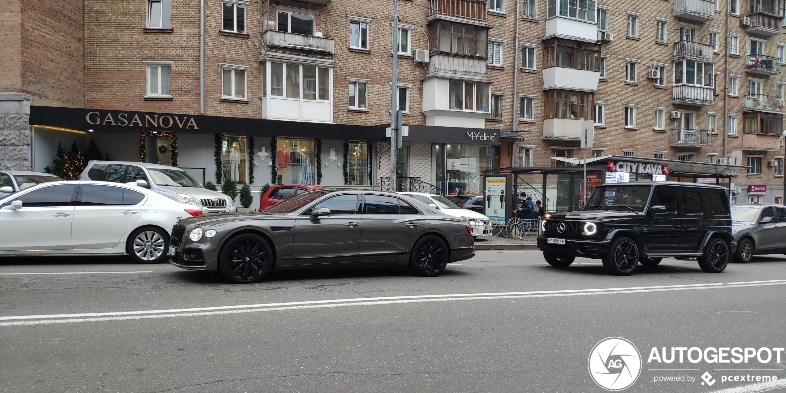 BentleyFlying Spur W12 2020 First Edition