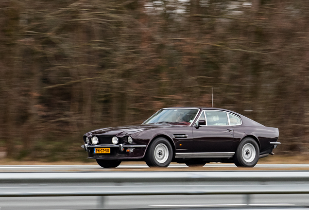 Aston Martin V8 Series 5 / EFI