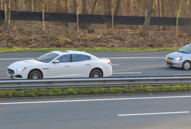 Maserati Ghibli Diesel GranSport