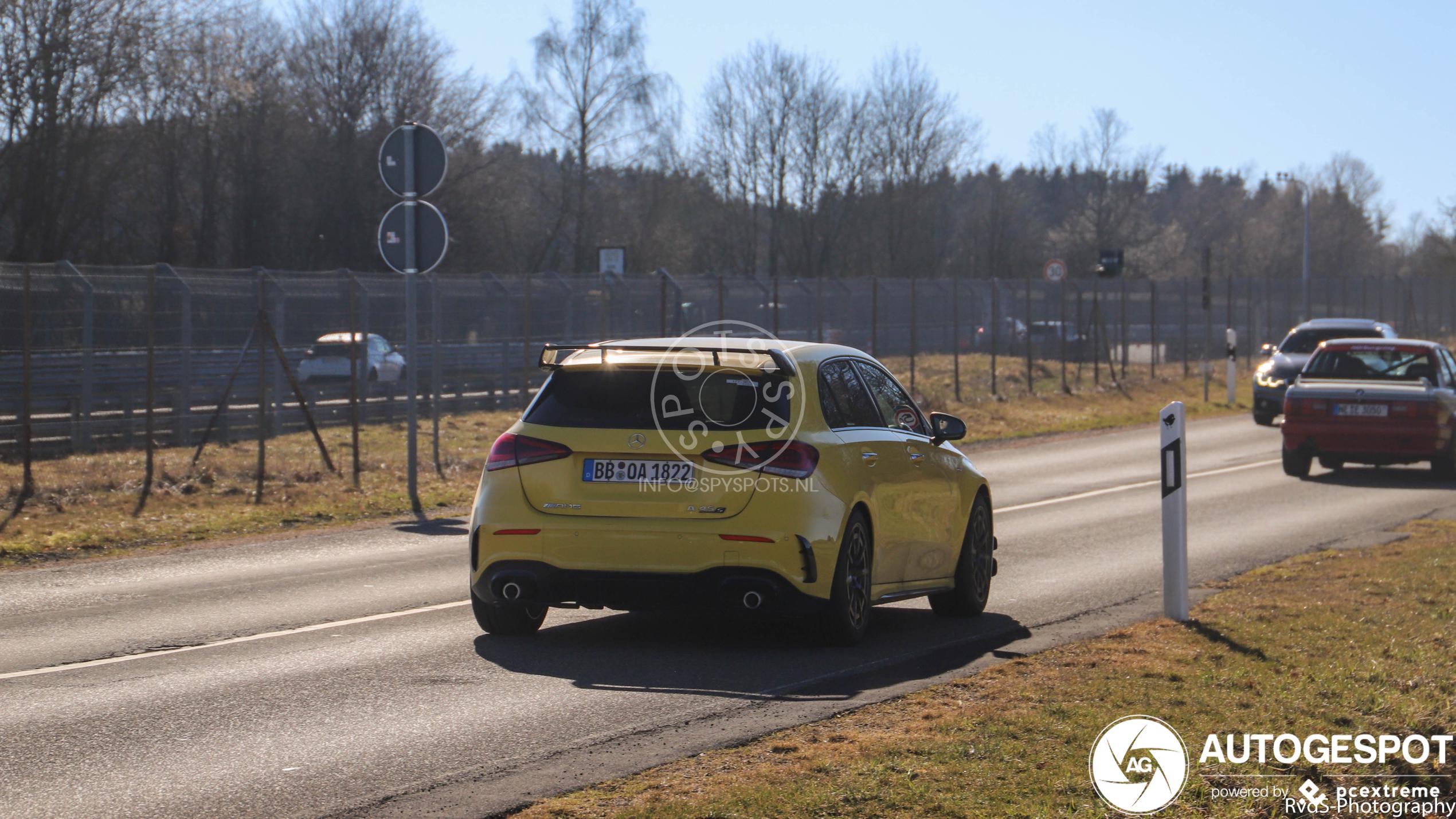 Mercedes-AMG A 45 S W177 2021