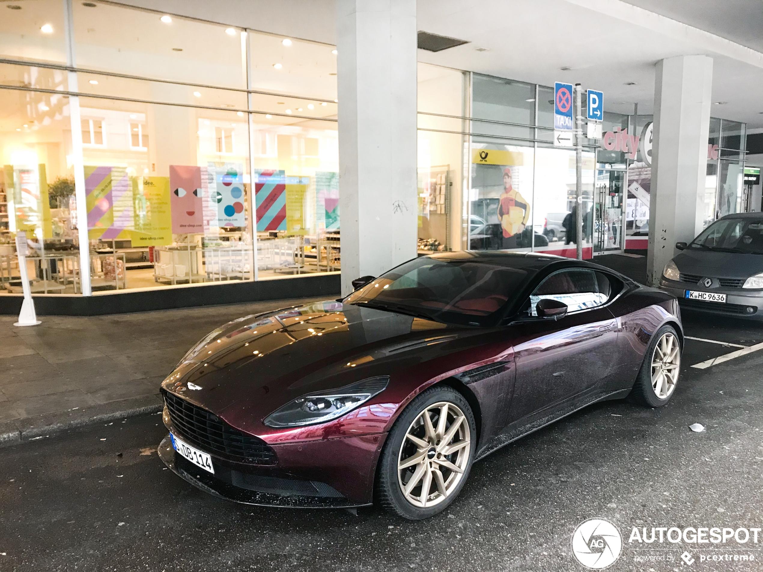 Aston Martin Db11 V8 11 March 2021 Autogespot