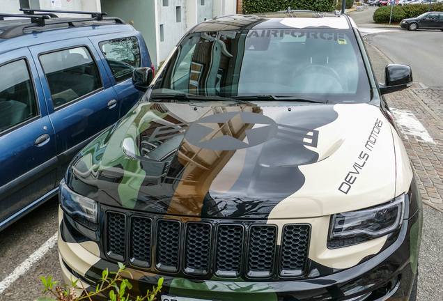 Jeep Grand Cherokee SRT 2013