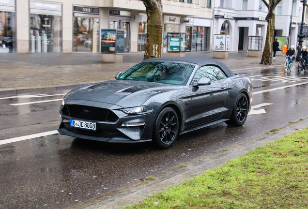 Ford Mustang55 Convertible 2020