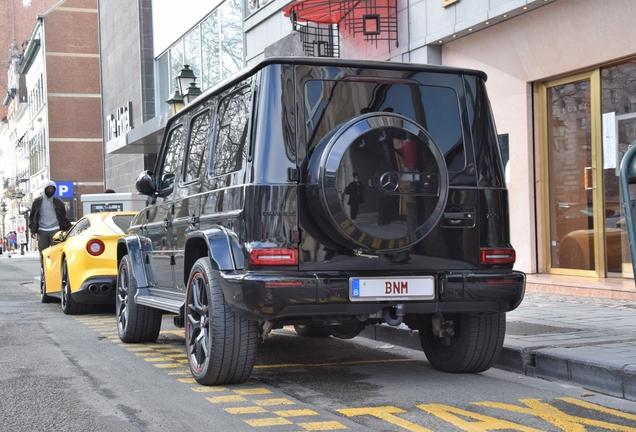 Mercedes-AMG Brabus G B40-700 W463