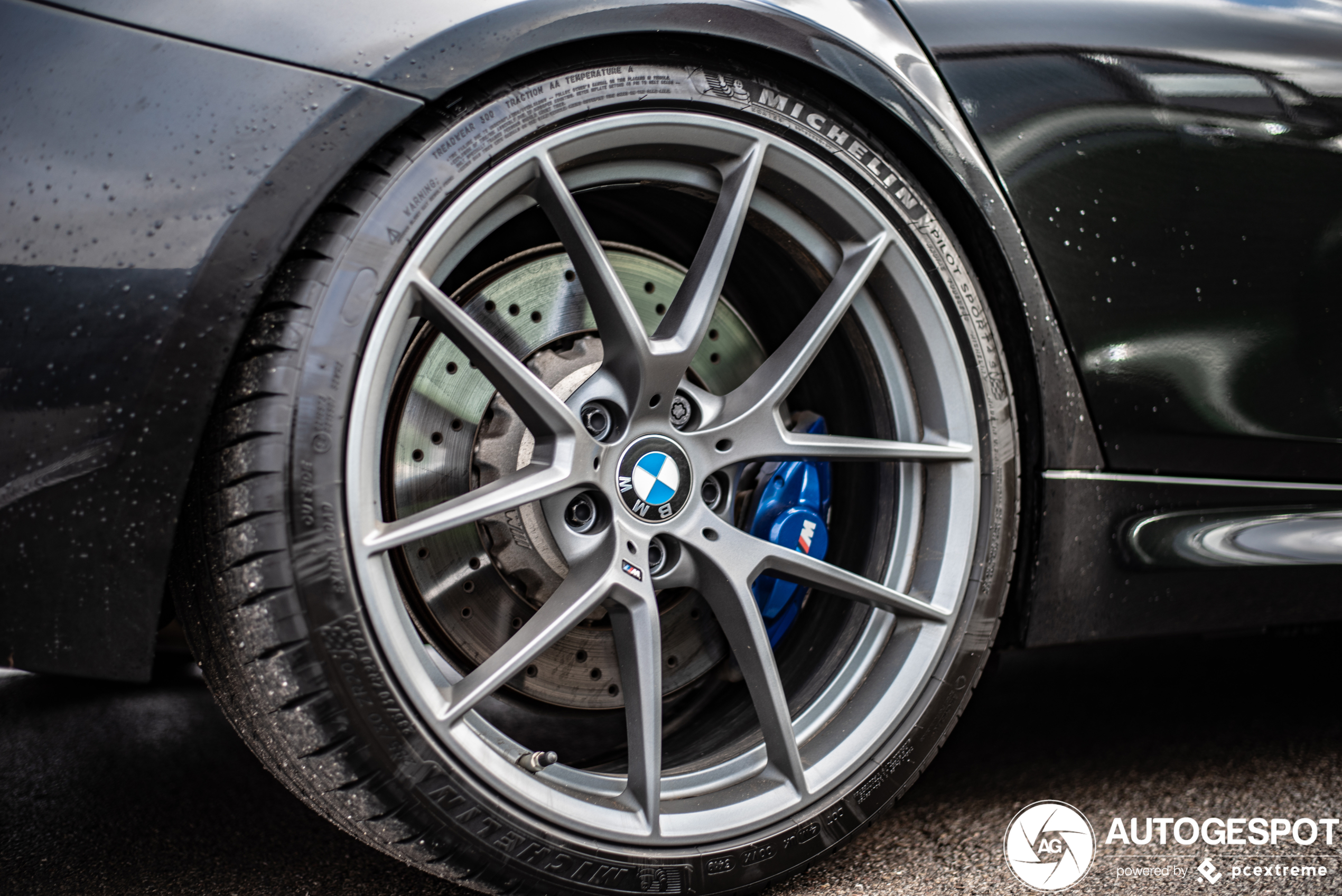 BMW M3 F80 CS