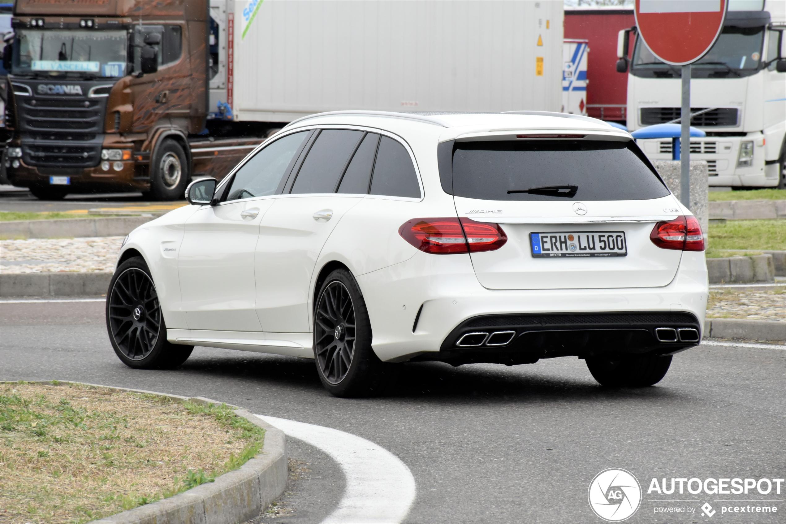 Mercedes-AMG C 63 Estate S205